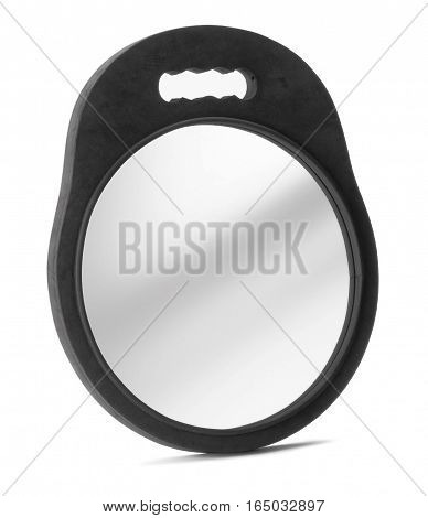 Mirror for hairdressers. To view a haircut at the back.