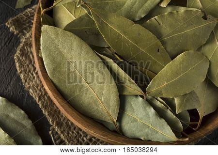 Raw Organic Dry Bay Leaves