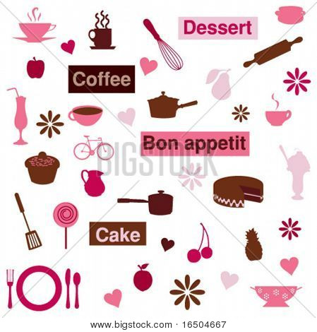 coffee & pastry