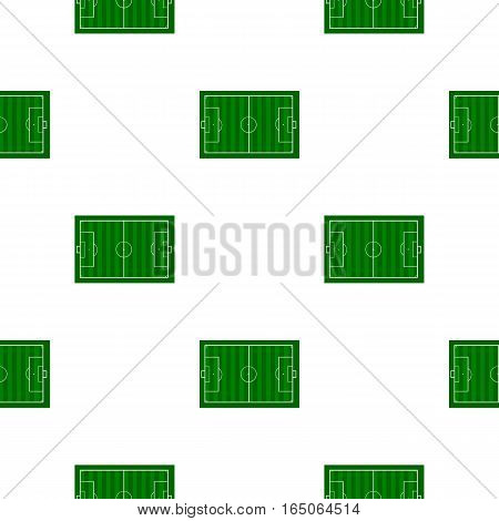 Stadium icon cartoon. Single sport icon from the big fitness, healthy, workout cartoon. - stock vector