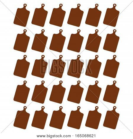 plastic cutting board icon vector illustration graphic design