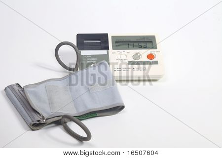 Electronical Sphygmomanometer
