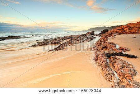 Early Morning At Bear Beach