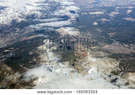 Yosemite National Park, Mammoth Lakes