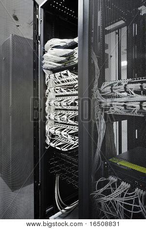 power modern network equipment to new office