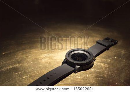 Business Photo Clock