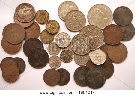 Pre Decimal Coins A