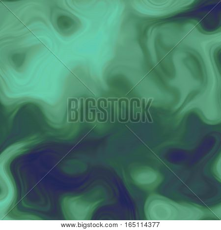 Abstract explode defocused green texture surface background