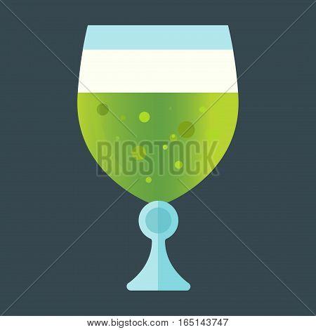 Alcohol beer vector transparent bottle illustration. Celebration refreshment brewery icon. Party dark vintage beverage mug frosty craft drink.