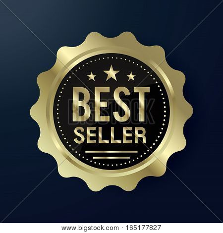 BEST SELLER GOLD VECTOR FOR YOUR  THEMPLATE