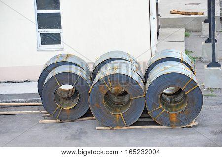 Steel Metal-roll
