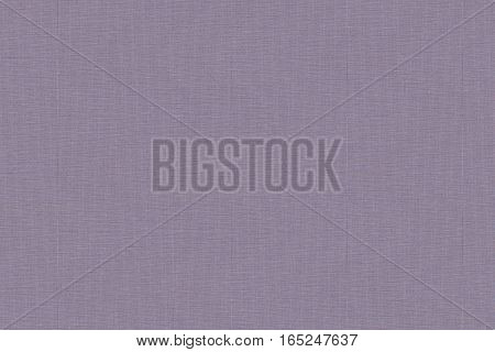 Texture Canvas Fabric As Background. Violet Surface