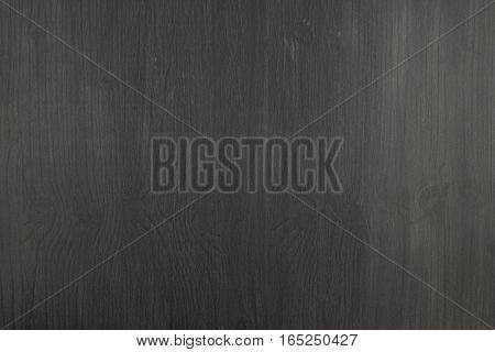 Texture Of A Black Wooden Board