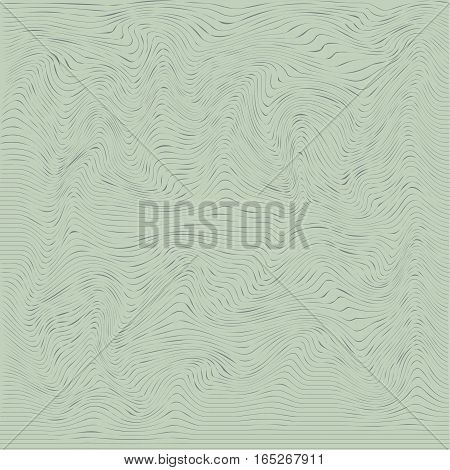 an abstract green background with longitudinal threads