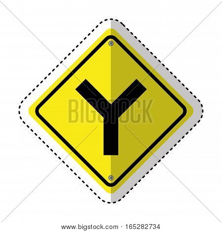traffic signal information icon vector illustration design