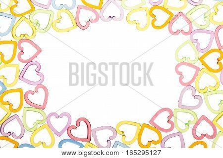 Translucent Heart Frame
