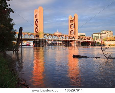 Sacramento is the capital city of California