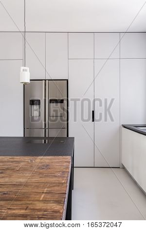Simple Functional Kitchen