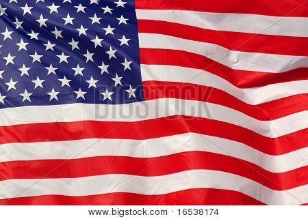 Hintergrund-Bild der Flagge der Vereinigten Staaten von Amerika