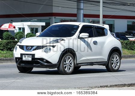 Private Car, Nissan Juke.
