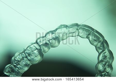 Invisible Teeth Brackets Aligners