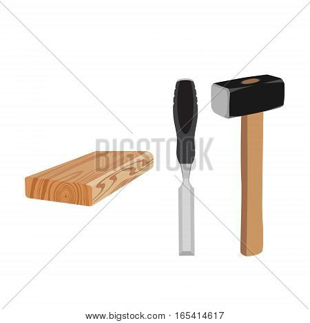 Carpentery Working Tools