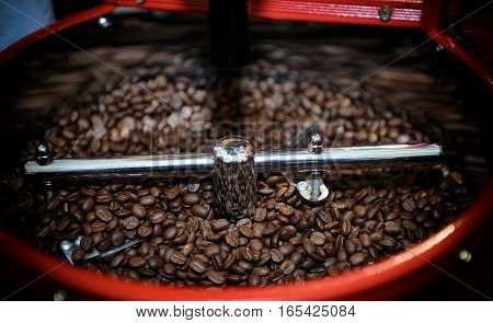 Machine For Roasting Coffee