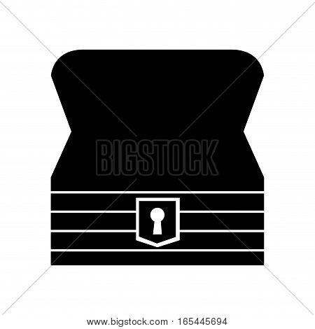 game Treasure chest icon vector illustration design