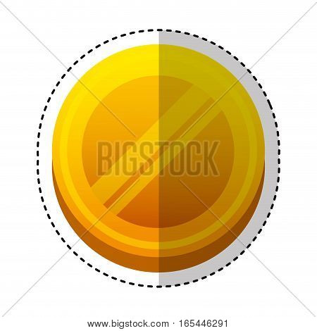 game coins with wings vector illustration design