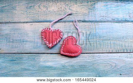 Beautiful Heart Felt souvenir for Valentine's Day