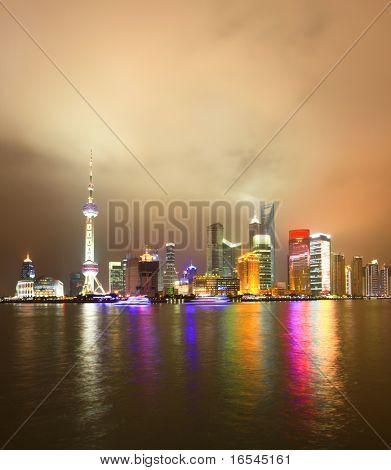 Oriental Pearl Tower, Shanghai chian.