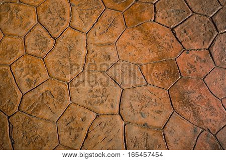 Stone Brick Wall Grunge, Close Up Texture Background
