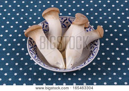 Ready Served Eryngii Mushroom  For Cooking .