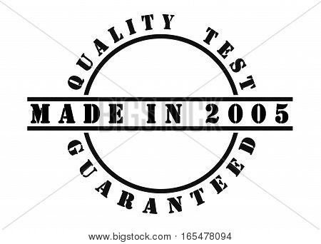 Made In 2005
