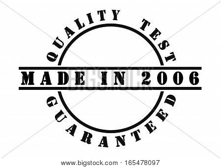 Made In 2006