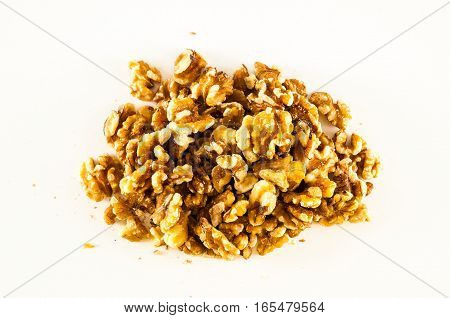 Walnut Many Walnuts