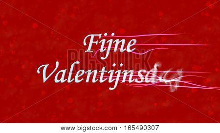 Happy Valentine's Day Text In Dutch