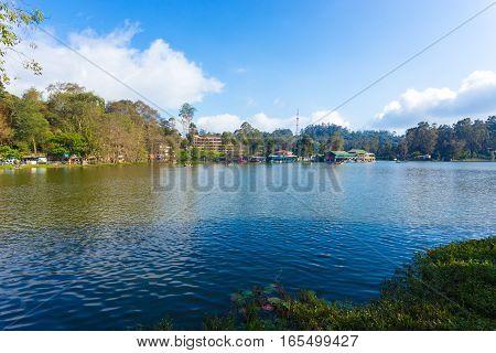 Kodaikanal Lake Buildings Lakeside