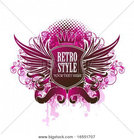 Fashion shield design