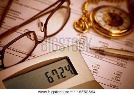 Verifying balance sheet