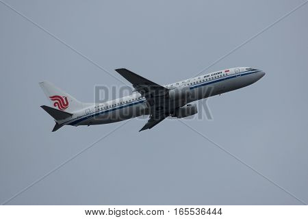 B-5312 Boeing 737-800 Of Air China.