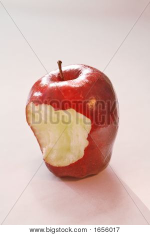 Bite Out Of Apple