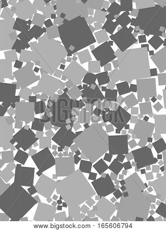 Abstract Background With Random Blocks. Pattern For Medicine Concept.