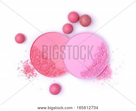 Blush Balls And Powder