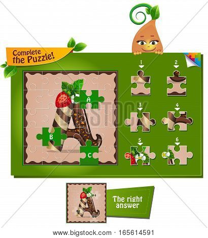 Puzzle Letters Of The Alphabet A