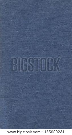 Dark Blue Book - Vertical