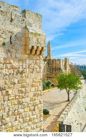 The Jerusalem's Fortress