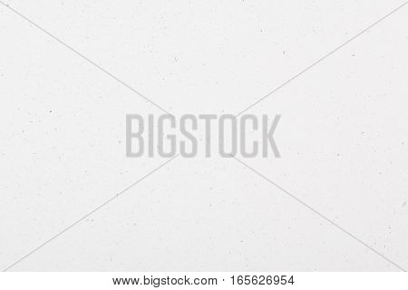Close up of white paper texture or background