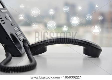 VOIP - IP Phone technology connecting to other device