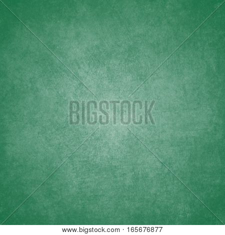 Green designed grunge texture. Vintage background with space for text or image